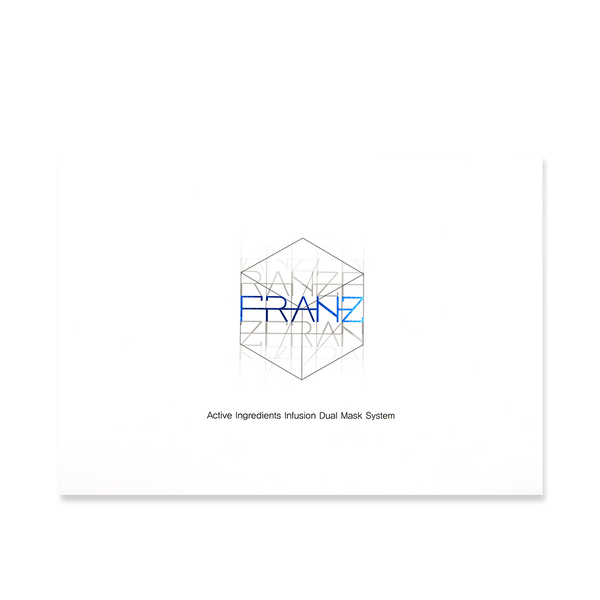 FRANZ Active Ingredients Infusion Dual Mask System (5 ea)