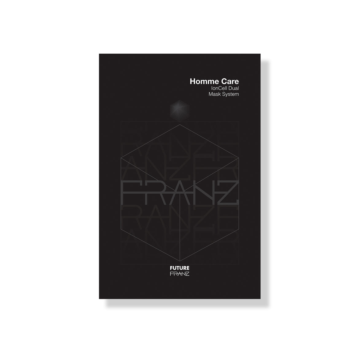 FRANZ Homme Men's Care Microcurrent Dual Mask System