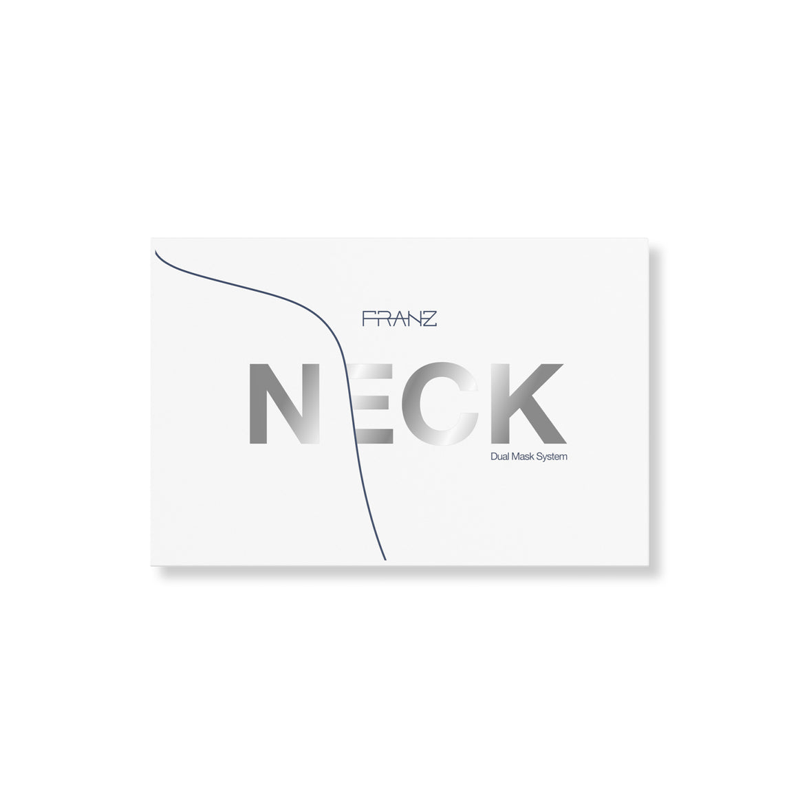 FRANZ Neck Dual Microcurrent Mask System - No More Neck Wrinkles!