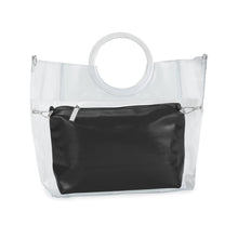Load image into Gallery viewer, Black Patent Leather Pouch