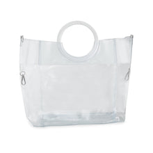 Load image into Gallery viewer, EXTROVERT BAG CLEAR HANDLE