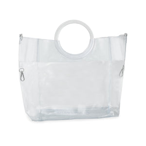 EXTROVERT BAG CLEAR HANDLE