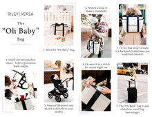 "Load image into Gallery viewer, ""Oh Baby"" Bag"