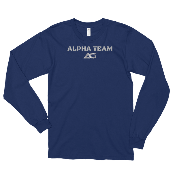ALPHA TEAM LONG SLEEVE