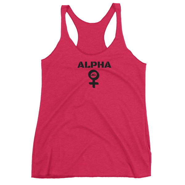 ALPHA FEMALE VIBRANT TANK