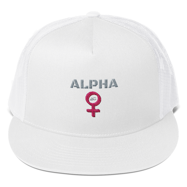 ALPHA FEMALE BREATHE SNAPBACK