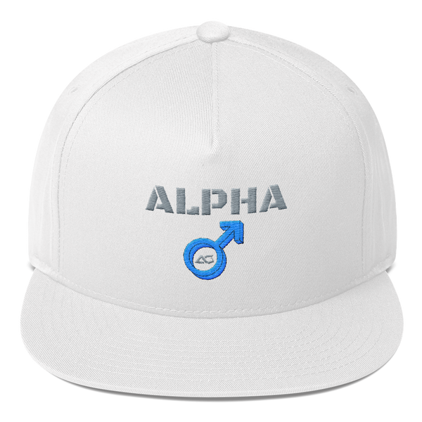 ALPHA MALE ORIGIN SNAPBACK