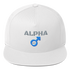 products/Alpha_Male_Cotton_Snapback_White.png