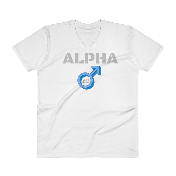 ALPHA MALE V-NECK