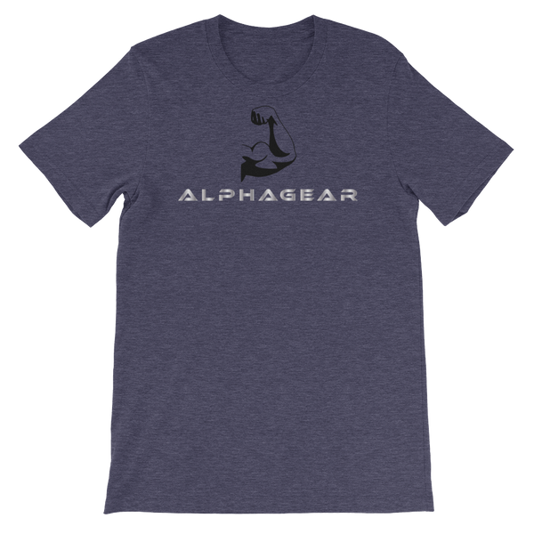 ALPHA FITTED TEES - FLEX MUSCLE TEE