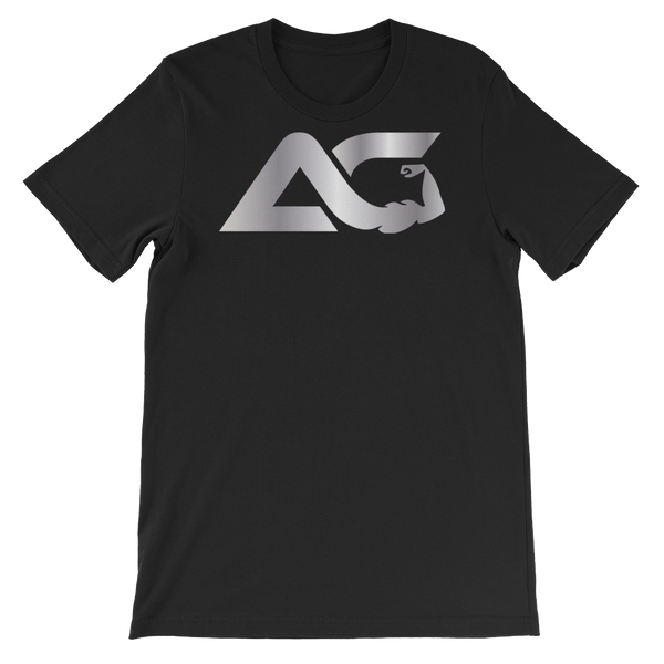 ALPHA FITTED TEES - LOGO TEE