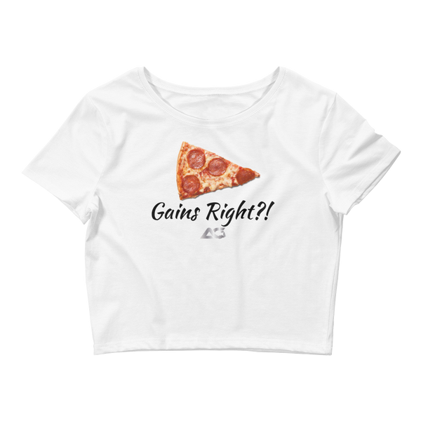 PIZZA GAINS CRUCIAL CROP TOP