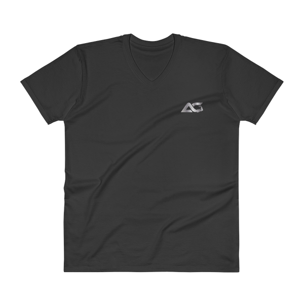 POCKET LOGO V-NECK