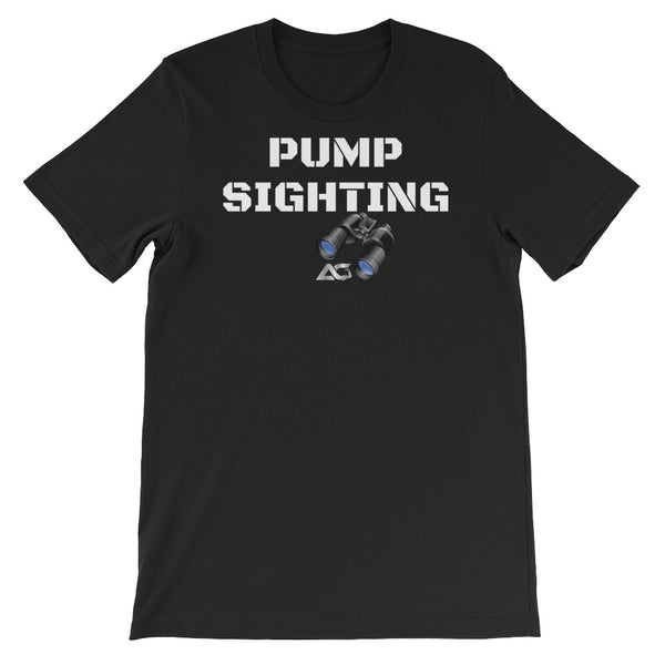 Alpha Jersey Tee -Pump Sighting Tee