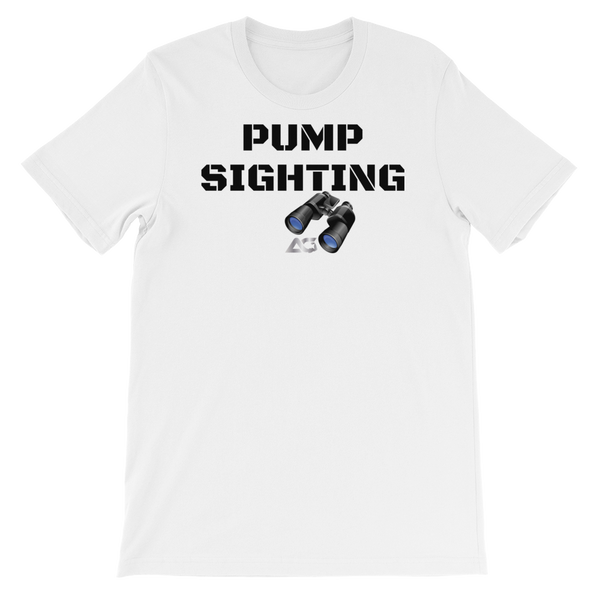 PUMP SIGHTING TEE