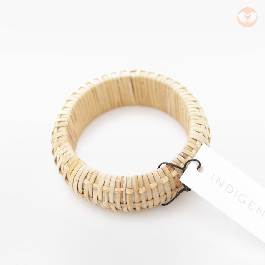 Basket Weave Bangle