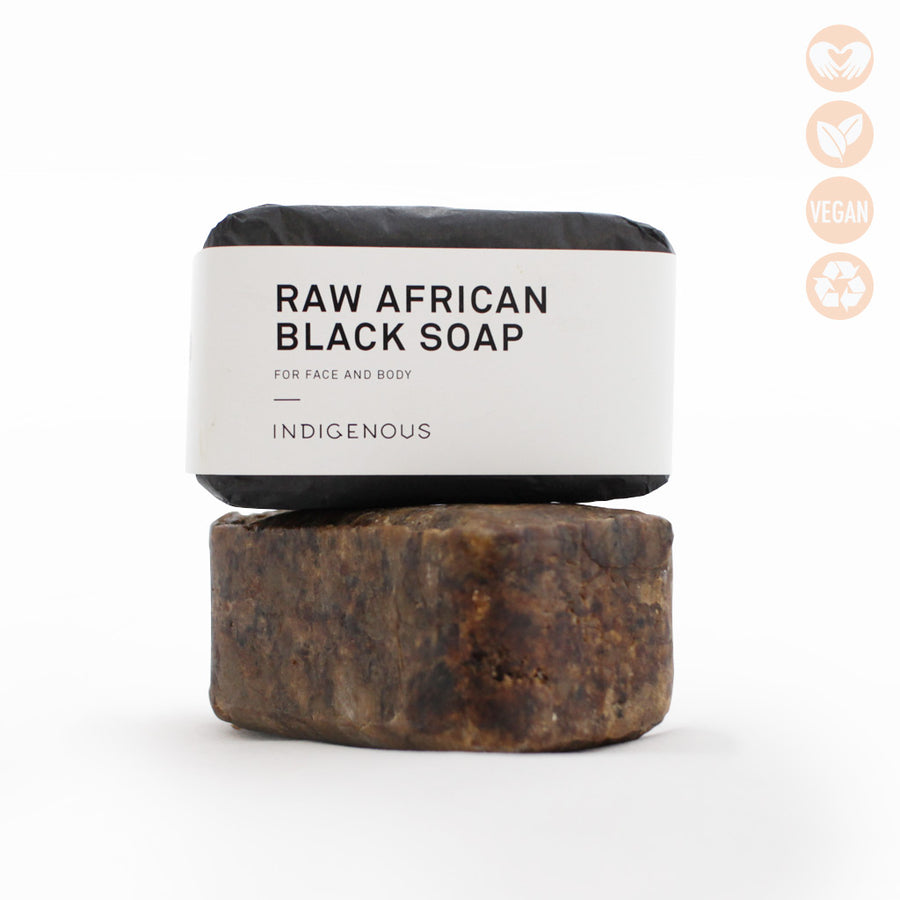 Indigenous African Black Soap