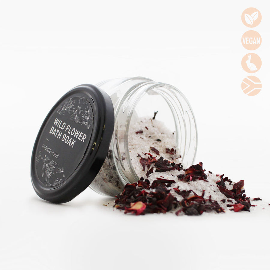 Indigenous Wild Flower Bath Soak