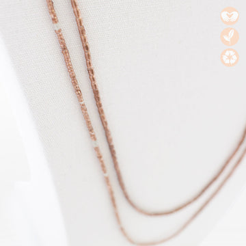 Ethiopian Copper Beads Necklace