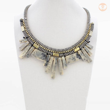 Kenya Statement Neckpiece