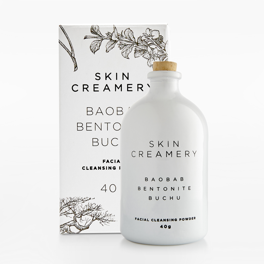 Skin Creamery Cleansing Powder Natural Ingredients Indigenous-store