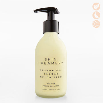 Skin Creamery Cleanser Natural Ingredients Indigenous-store