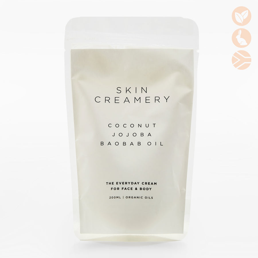 Skin Creamery Cream Refill Natural Ingredients Indigenous-store