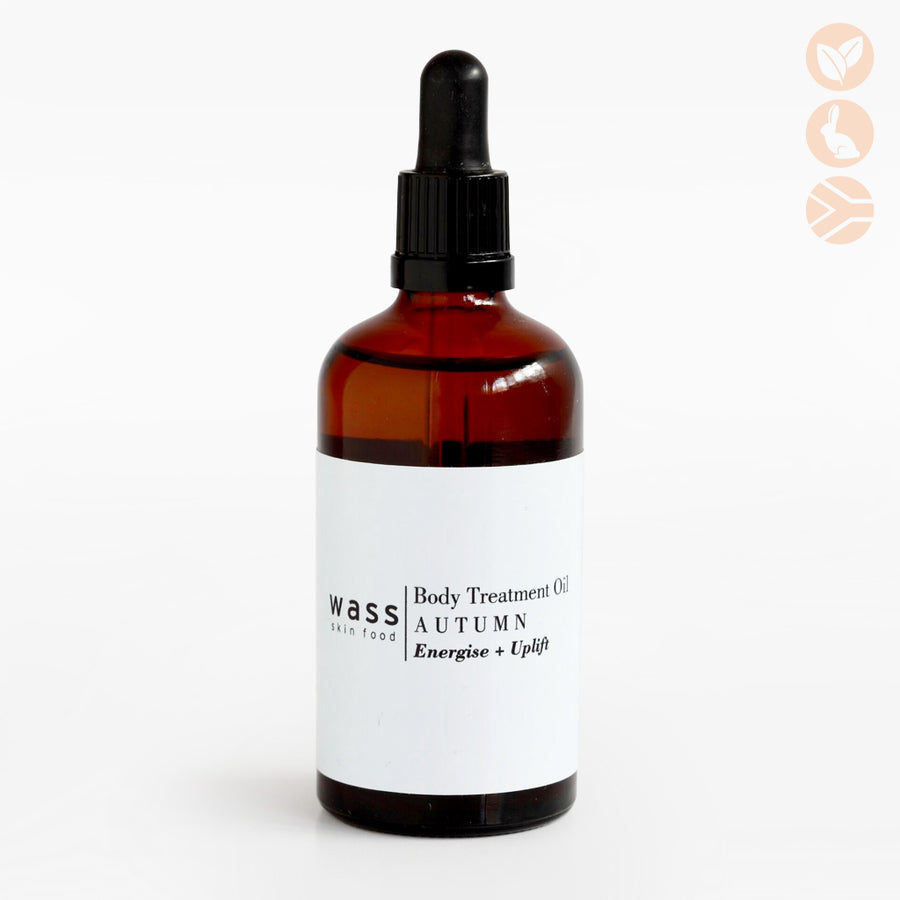Wass Body Treatment Oil Autumn