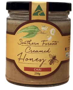 Creamed Honey Chai