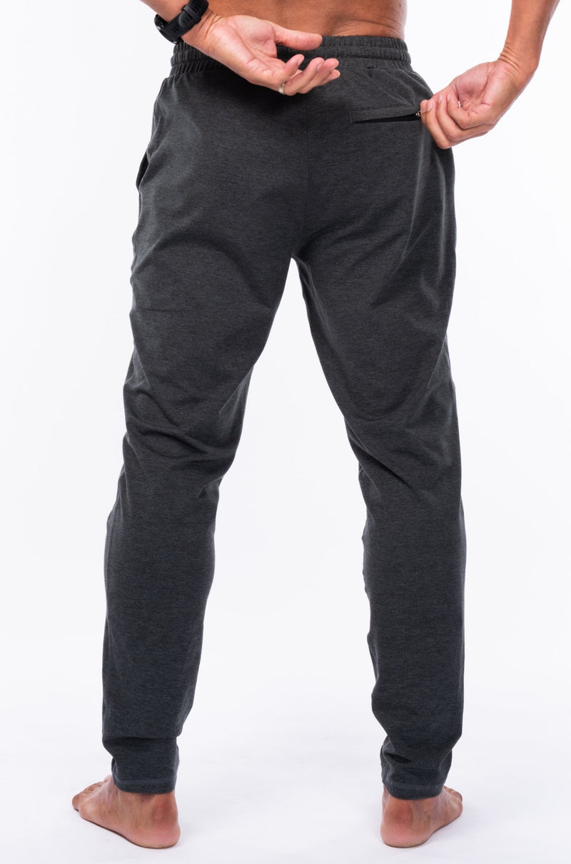 men's limitless jogger - slate heather