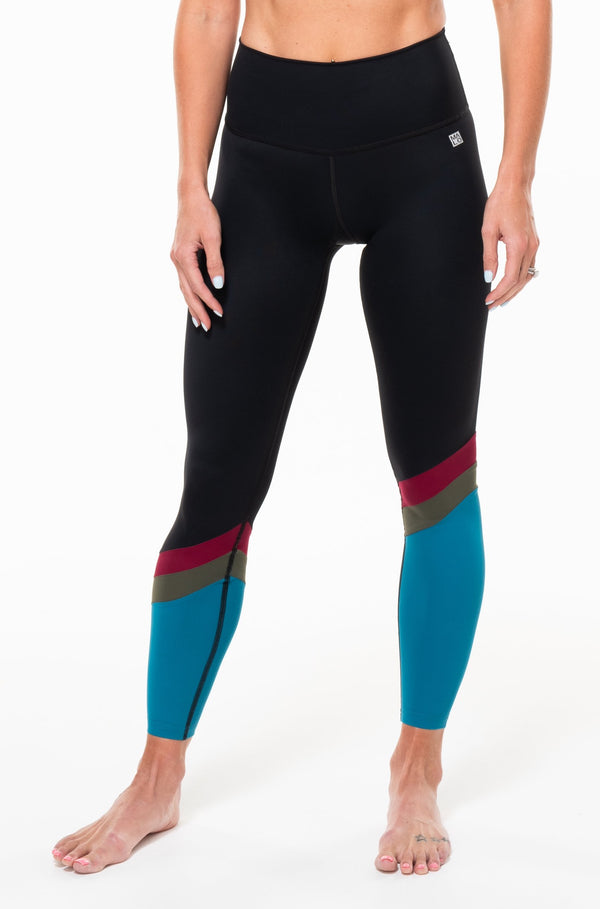 MALO EcoActive hi rise luxe leggings - pulse