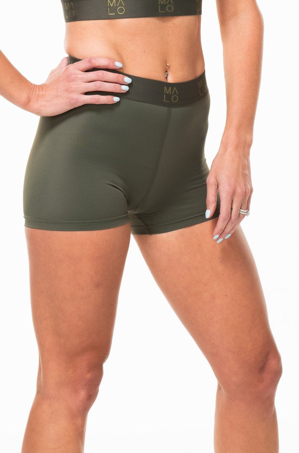 MALO EcoActive PR shorts - seagrass