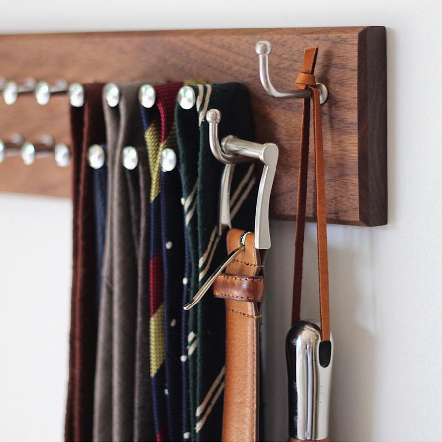 Custom Belt Rack