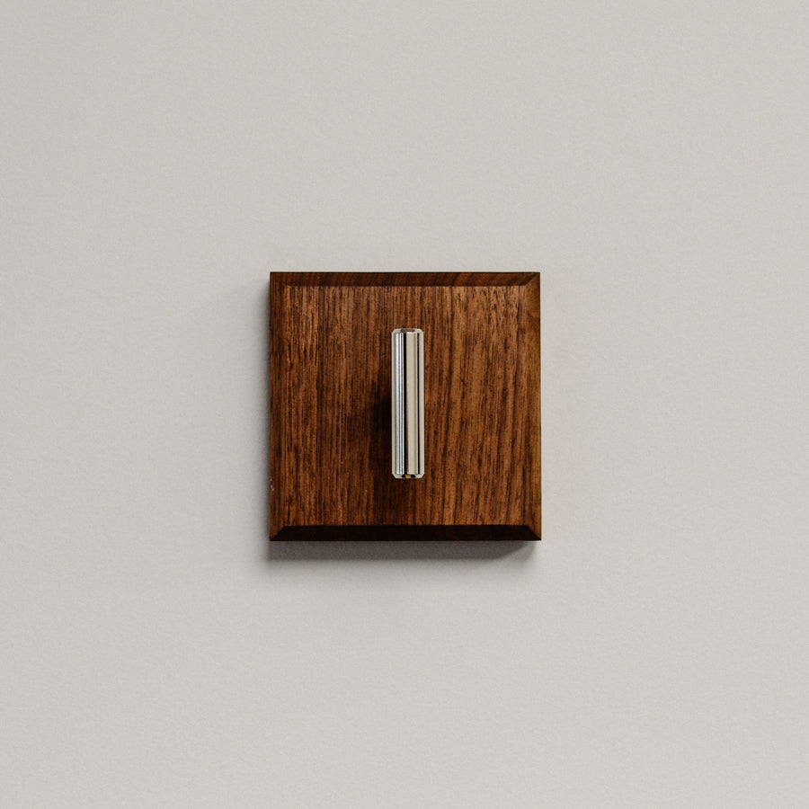 Custom Coat Hook - Dapper Woodworks