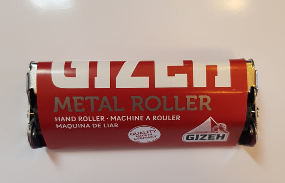 Brand New Gizeh Hand Roll Metal Rolling Machine Original Small 69 mm - benz-market