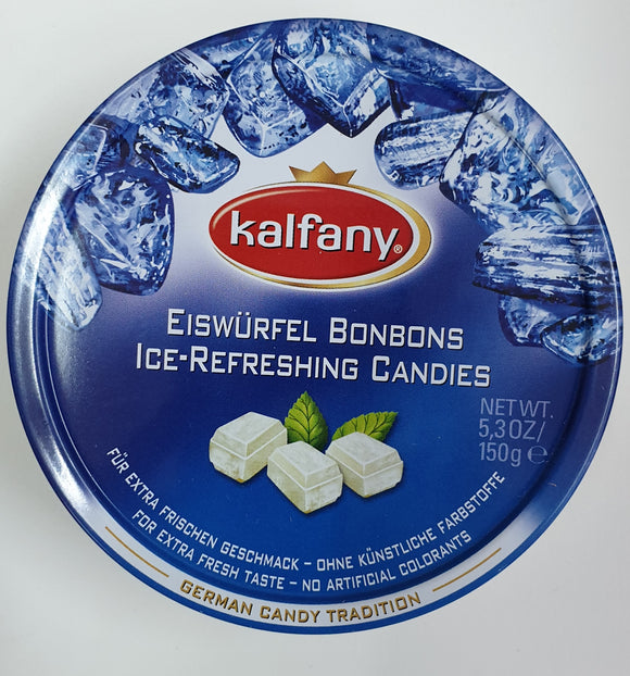 Brand New Kalfany Ice Refreshing Candis 150gr Kosher