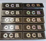 Ocb Medium Rolling Papers 10 Booklets 1 1/4 Ultra Thin Papers