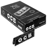 Ocb Medium Rolling Papers 25 Booklets 1 1/4 Ultra Thin Papers - benz-market