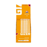 GIZEH Rolling papers original 23.5 g/m 50 booklets of 50 Leaves - benz-market