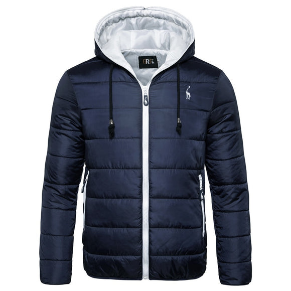 Brand New Waterproof Winter Warm Jacket Men Hoodied
