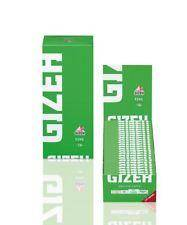 Gizeh Rolling Papers 18.0 G/m 50 Booklets