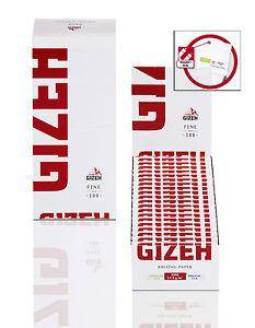 Gizeh Original Rolling Papers Magnet Pack 20 Booklets - Rolling Papers
