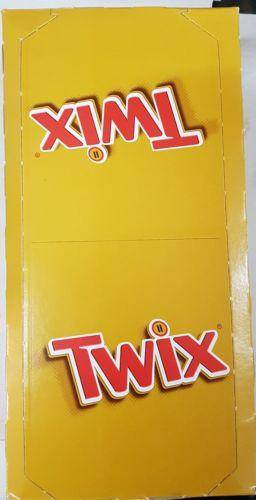 Twix Cookie Candy Bar Lot Of 25X50Gr - Snacks