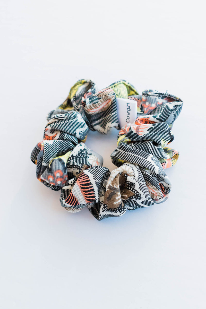 Ari Sunset Scrunchie