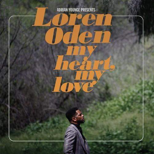 Adrian Younge presents Loren Oden - My Heart, My Love-LP-Linear Labs- LL043LP-Muckypeg records