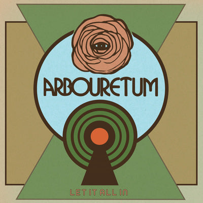 Arbouretum - Let It All In-LP-Thrill Jockey- THRILL521LPX-Muckypeg records