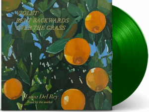 Lana Del Rey – Violet Bent Backwards Over The Grass-LP-Polydor- -Muckypeg records