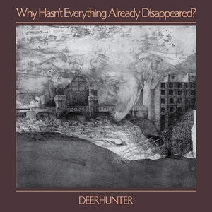 Deerhunter ‎– Why Hasn't Everything Already Disappeared?-LP-4AD- 4AD0089LP-Muckypeg records