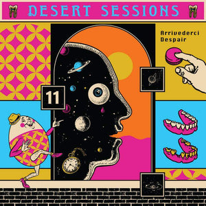 Desert Sessions Vol. 11 & 12-LP-Matador- OLE-1488-LP-Muckypeg records