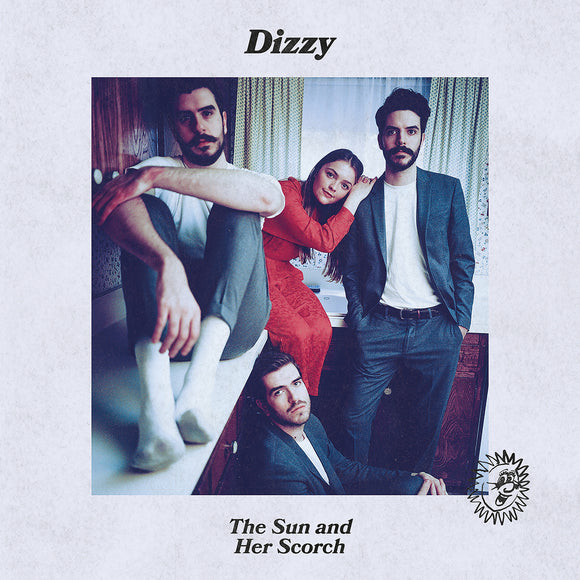 Dizzy – The Sun and Her Scorch-LP-Communion- COMM373-Muckypeg records